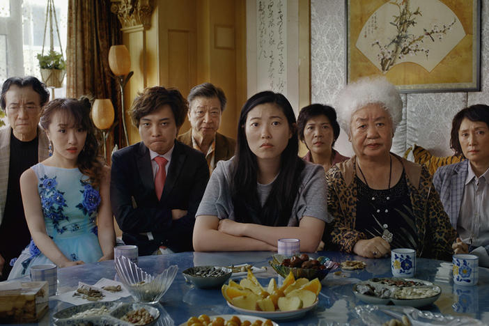 "Lulu Wang's ""The Farewell,"" starring Awkwafina, opened the Atlanta Film Festival on April 5."