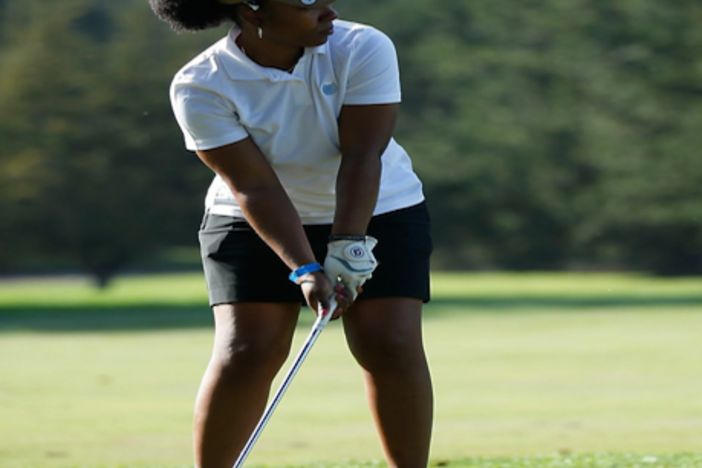 Black Girls Golf founder Tiffany Fitzgerald started the organization in Atlanta in 2011.