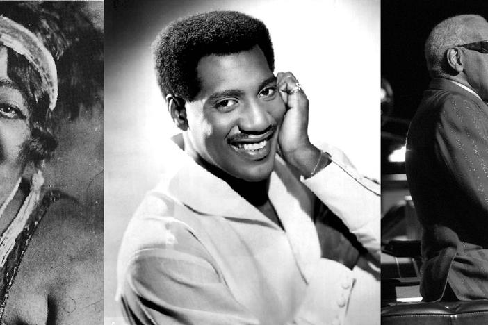 Ma Rainey, Otis Redding and Ray Charles are just three entries on the long list of influential musicans from Georgia.