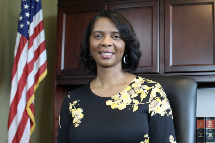 Cobb District Attorney Joyette Holmes has been named prosecutor for the Ahmaud Arbery case.