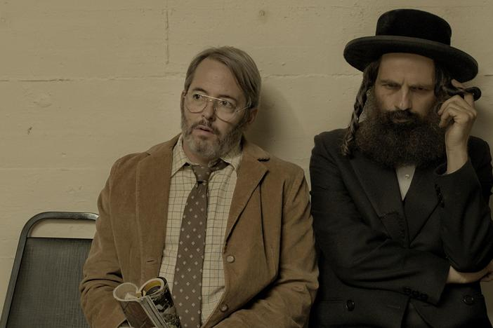"""To Dust"" is a dark buddy comedy featuring actors Matthew Broderick and Géza Röhrig. It will be screened as a part of the 2019 Atlanta Jewish Film Festival."