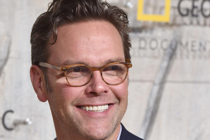 James Murdoch, the younger son of Rupert Murdoch, resigned Friday from the board of News Corp., citing 'disagreements' over editorial content and strategic decisions.