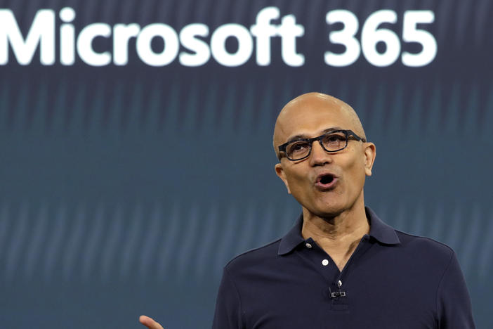 Microsoft CEO Satya Nadella has consulted with President Trump about acquiring TikTok's U.S. assets.
