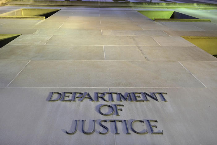 The Justice Department's headquarters in Washington, where investigators may begin to look into a botched New York City prosecution following a referral from the judge in the matter.