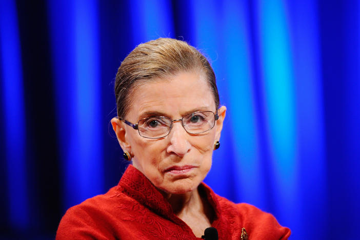 Supreme Court Justice Ruth Bader Ginsburg died on Friday at age 87.