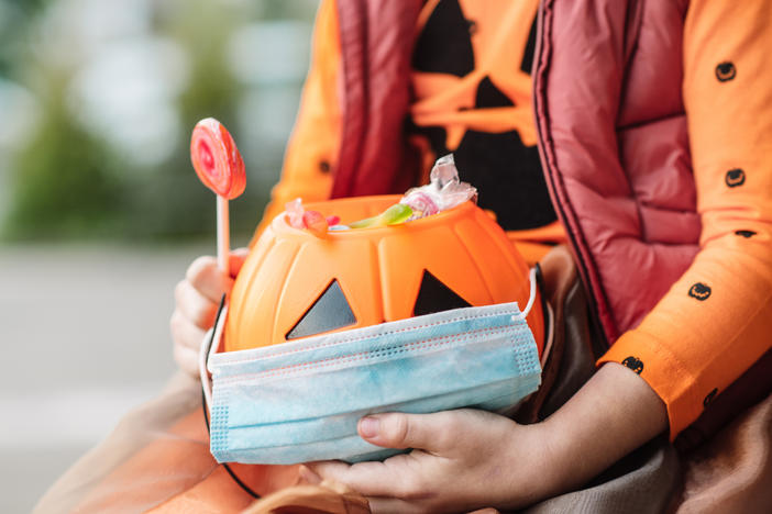 The Centers for Disease Control and Prevention's guidelines for a safe Halloween during the COVID-19 pandemic include new methods of doing classic spooky activities.