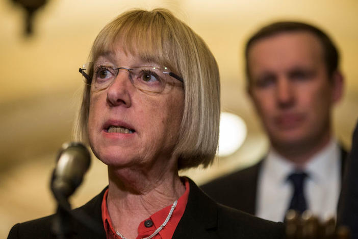Sen. Patty Murray, D-Wash., ranking member of the Health, Education, Labor and Pensions Committee, issued a report on racial disparities and COVID-19 calling for congressional action.