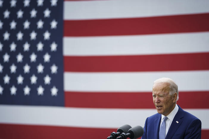 Democratic presidential nominee Joe Biden has detailed plans to combat the coronavirus crisis.