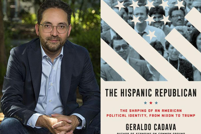 Geraldo Cadava, author of <em>The Hispanic Republican: The Shaping of an American Political Identity, From Nixon to Trump</em>