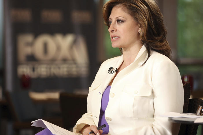 Fox Business host Maria Bartiromo has been urging followers of her Twitter feed to join her on the social media app Parler.