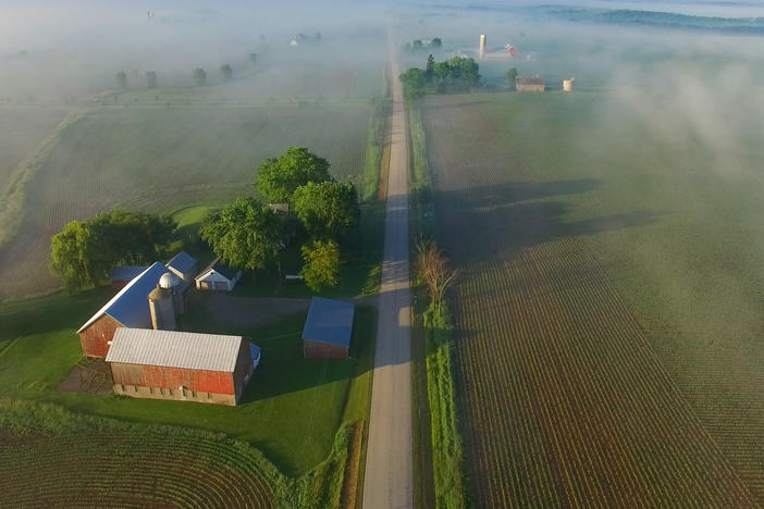 """There's this sense that decisions about the pandemic are being made in cities and kind of imposed on rural spaces,"" said Kathy Cramer, an expert on the rural-urban divide at the University of Wisconsin."