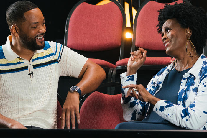 Will Smith and Janet Hubert came back together for the first time in 27 years for the <em>Fresh Prince Reunion Special.</em>