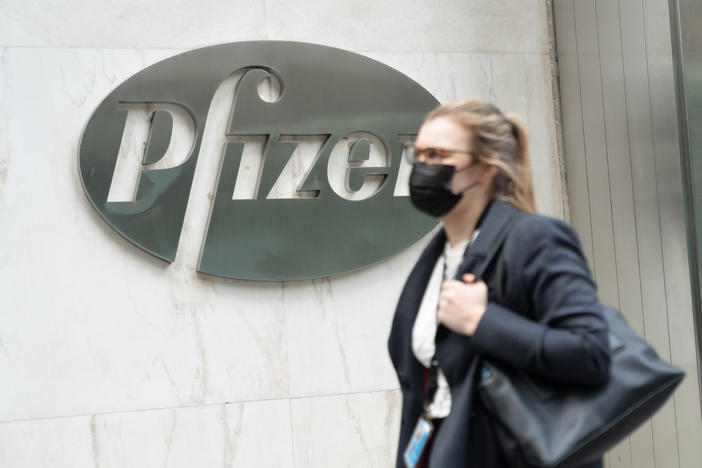 "The authorization under consideration for the Pfizer/BioNTech vaccine would be for ""individuals 16 years of age and older."""