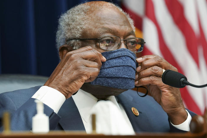 "Rep. James Clyburn, D-S.C., who chairs the House's panel on the coronavirus, warned that if the Department of Health and Human Services failed to produce all missing documents by Dec. 15, the panel ""will have no choice but to issue subpoenas to compel production."""