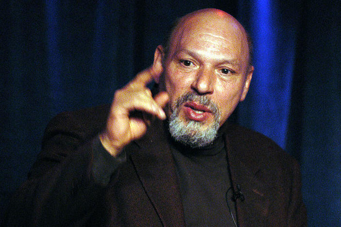 August Wilson at the U.S. Comedy Arts Festival in Aspen, Colo., in 2004.
