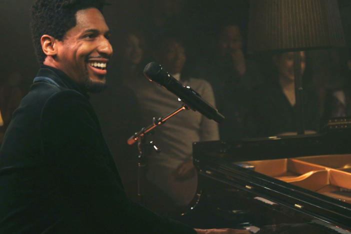 Jon Batiste performs an intimate set in New York City.