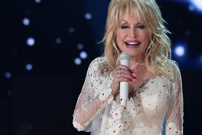 Dolly Parton says she was offered the honor by the Trump administration but was unable to accept.