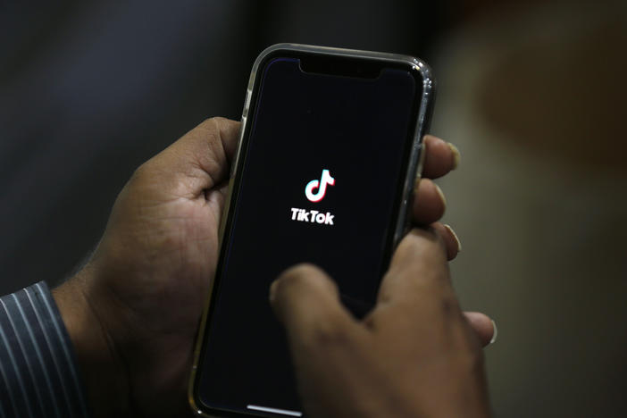 The Biden administration signaled on Wednesday that it is putting on hold former President Trump's attempted ban of popular video-sharing app TikTok.