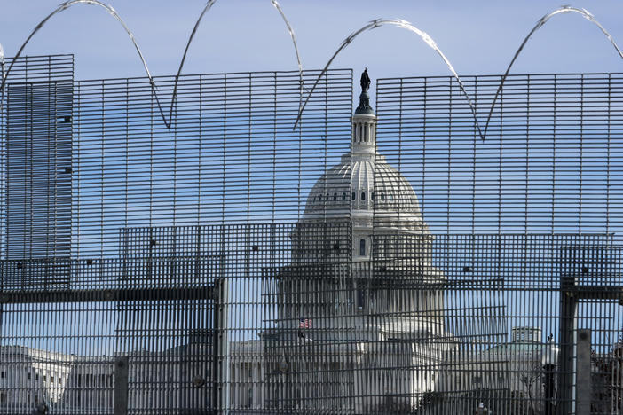 "The cost of repairing or replacing historical items damaged in the Jan. 6 Capitol riot ""will be considerable,"" Architect of the Capitol J. Brett Blanton told lawmakers Wednesday. Other costs include maintaining a security fence topped with razor wire that surrounds the U.S. Capitol grounds."