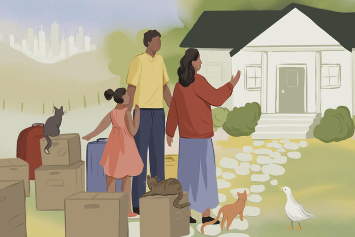 2020 made moving a reality for millions of Americans. Some moved to be near family, others chose to pursue their pre-pandemic pipe dreams and move to distant locations in pursuit of a better lifestyle and a cheaper cost of living.