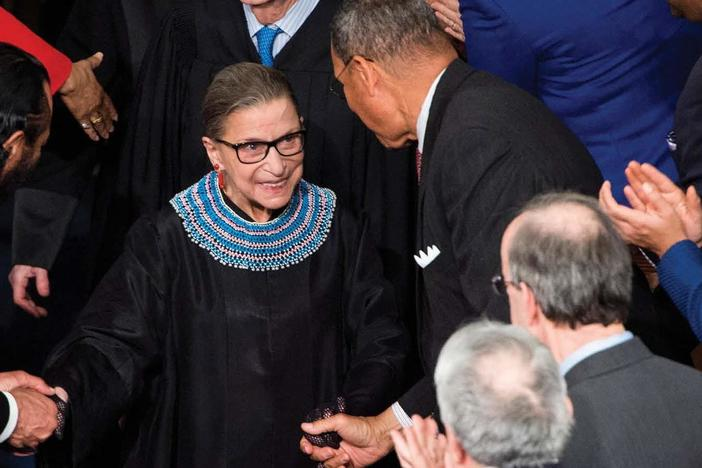 <em>Justice, Justice Thou Shalt Pursue: A Life's Work Fighting for a More Perfect Union</em>, by Ruth Bader Ginsburg and Amanda Tyler
