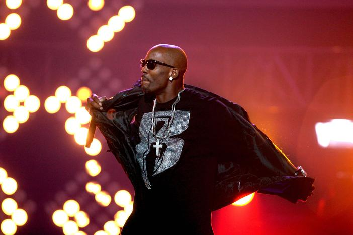DMX, pictured performing at the 2011 BET Hip Hop Awards in Atlanta, is reportedly in the hospital following a drug overdose on Friday night.