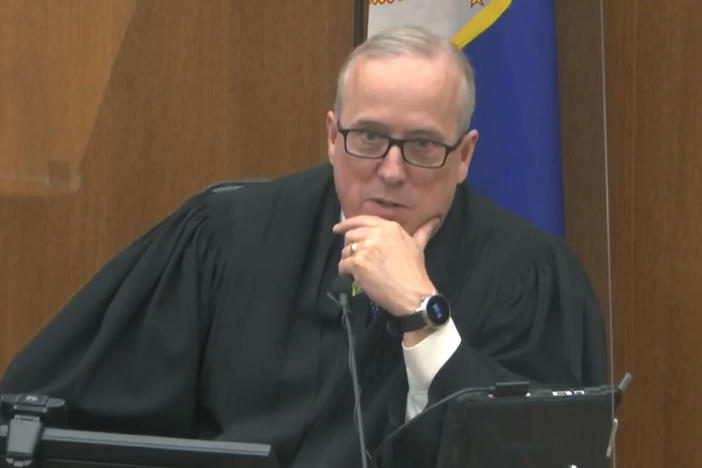 Chauvin Trial Judge Denies Request For Jury Sequestration After Police Shooting