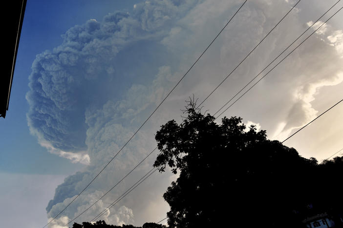 La Soufrière Volcano: A Growing Humanitarian Crisis