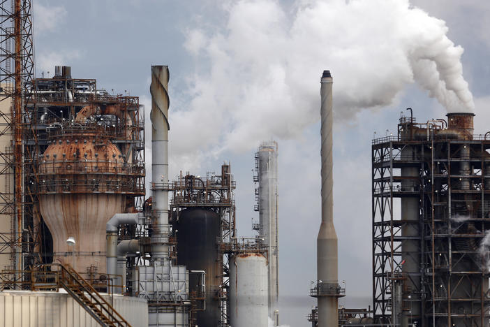 Louisiana's Governor Wants The Oil And Gas State To Go Carbon Neutral
