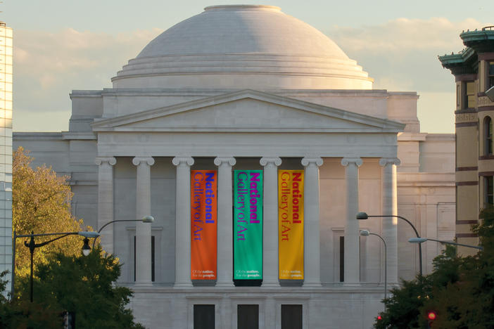 National Gallery Of Art Rebrands To Emphasize The 'National' In Its Name