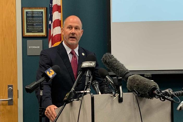 Elizabeth City: State Finds Deputies' Shooting Of Andrew Brown 'Justified'