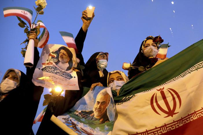 Iran's New Hardline President, Ebrahim Raisi, Will Present New Challenges For Biden