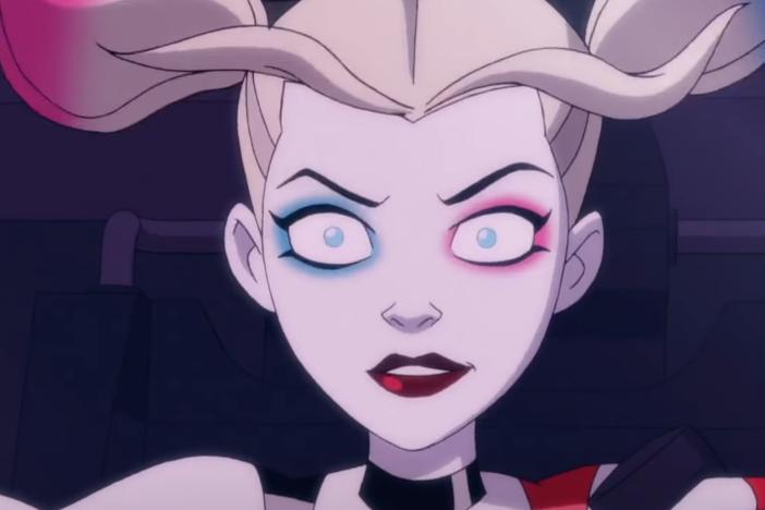 A Censored Sex Scene In 'Harley Quinn' Sparks Debate On Depictions Of Female Pleasure