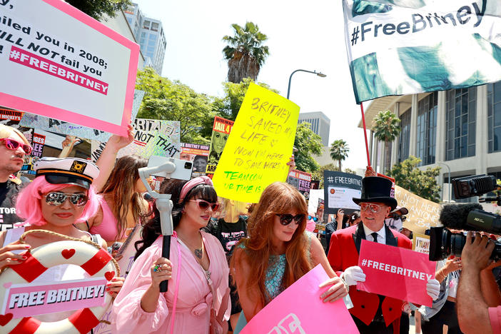 They Were Laughed At For Their #FreeBritney Activism. Not Anymore