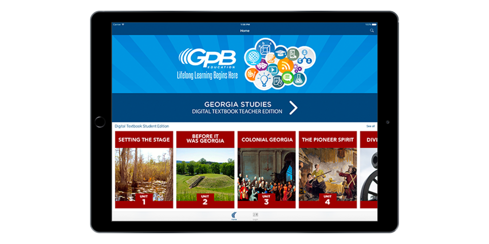 GPB Education App