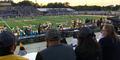 Valdosta fans watch spring game against Jones County