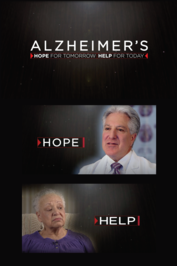 Alzheimer's: Hope For Tomorrow, Help For Today: show-poster2x3